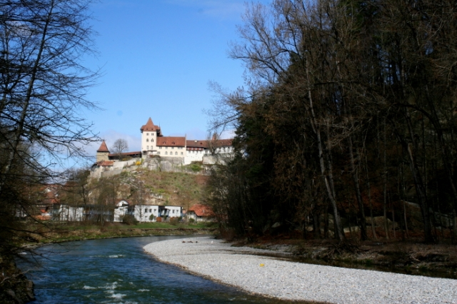 Singletrail burgdorf